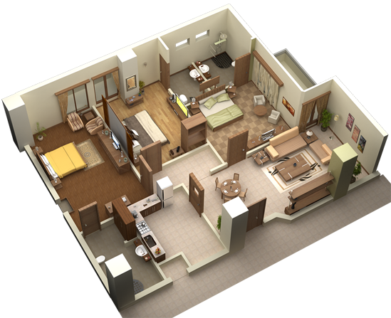 Category A Apartment Design